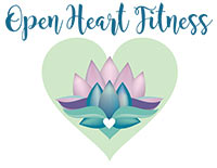 Open Heart Fitness Logo